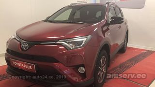 Toyota RAV4 Luxury Plus 2.4 114kW