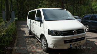 Volkswagen Transporter Long 2.0 62kW