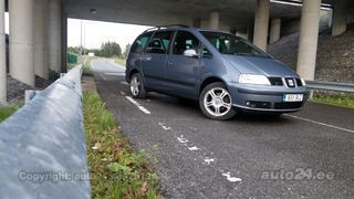 SEAT Alhambra 7MS 2.0 130kW