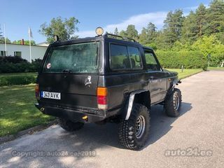 Nissan Patrol 2.8 85kW