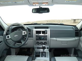 Jeep Cherokee Limited 2.8 130kW