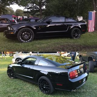 Ford Mustang GT 4.6 V8 305hp 224kW