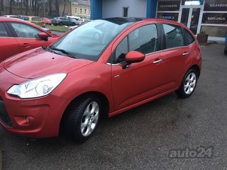 Citroen C3 exclusive 1,6 benzins 88kW