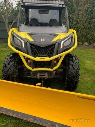 Can-Am Maverick TRAIL 1000 DPS 54kW