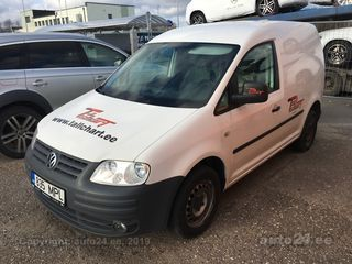 Volkswagen Caddy 1.9 77 kW