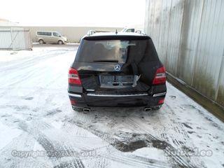 Mercedes-Benz GLK 350 3.0 165kW