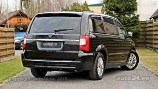 Lancia Voyager Gold Line STOW N GO 2.8 CRD R4 130kW