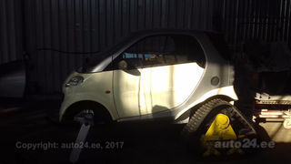 Smart City Coupe TDI 33kW