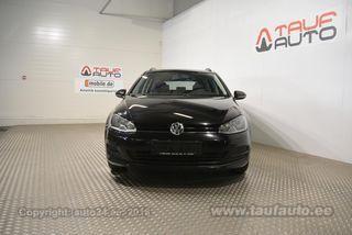 Volkswagen Golf Variant 1.6 TDI 81kW