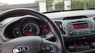 Kia Sportage EX AWD 2.0 120kW