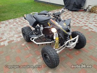 Can Am Ds 450 >> Mototehnika Ee Can Am Ds 450 Efi X 33kw