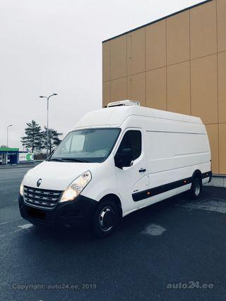Renault Master KÜLMIK 2.3 107kW