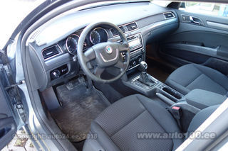 Skoda Superb Active 4x4 2.0 TDI 125kW