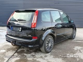 Ford C-MAX FACELIFT 1.8 TDI 85kW
