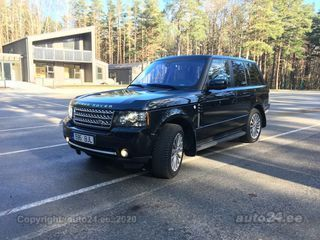 Land Rover Range Rover Vogue autobiography 4.4 v8 230kW