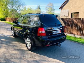 Kia Sorento Executive Irmsher Edition 2.5 125kW