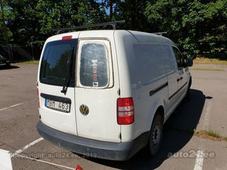 Volkswagen Caddy 1.6 TDI-CR 75kW