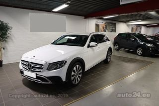 Mercedes-Benz E 220 All-Terrain Avantgarde 4-MATIC 2.0 143kW