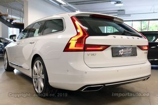 Volvo V90 AWD INSCRIPTION XENIUM INTELLI SAFE PRO MY17 2.0 D5 173kW