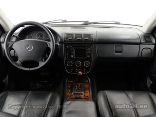 Mercedes-Benz ML 400 Luxury Facelift ATM 4.0 CDI 184kW