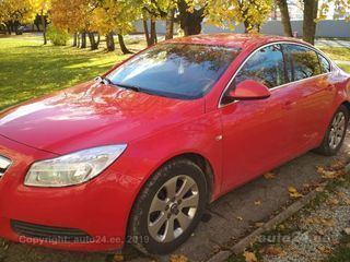 Opel Insignia Limousine 2.0 96kW