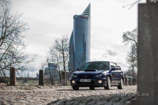 Subaru Impreza WRX 2.0 2.0 Turbo 160kW