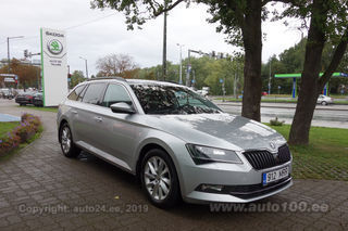 Skoda Superb Combi Ambition PLUS 1.8 TSI 132kW