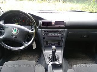 Skoda Superb 1.9 96kW