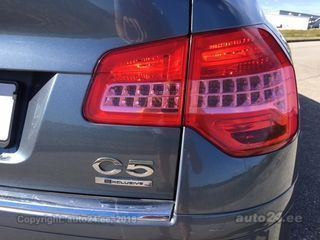 Citroen C5 Exclusive 208HDI 2.7 HDI 150kW