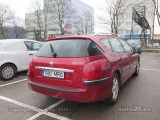 Peugeot 407 SW 2.0 100kW