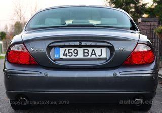 Jaguar S-Type 4.2 V8 219kW