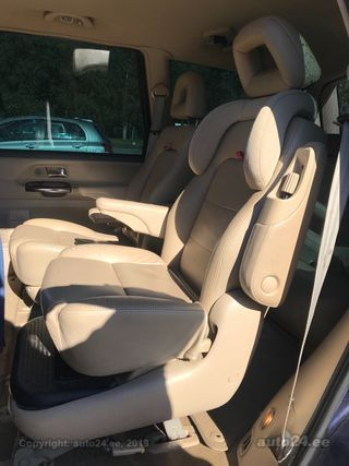 Volkswagen Sharan HIGHLINE 2.8 V6 150kW