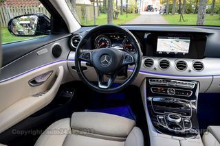 Mercedes-Benz E 220 AVANTGARDE MY 2017 2.0 Bluetec SCR Gen 3 143kW