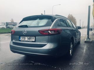 Opel Insignia Sports Tourer Edition 1.5 103kW