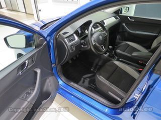 Skoda Rapid AMBITION 1.2 TSI 66kW