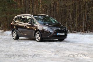Opel Zafira 7-place 1.6 CDTI ecoFLEX Edition 100kW