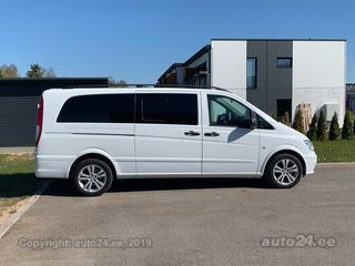 Mercedes-Benz Vito Mixto N1 Extra Long 2.1 100kW