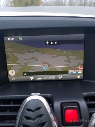 Volvo XC60 2012 2.0 120kW