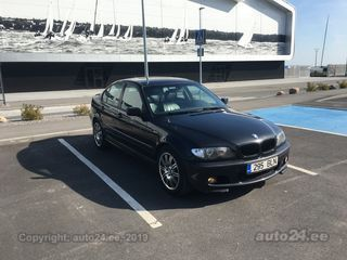 BMW 318 M-pakett shadow line 2.0 105kW