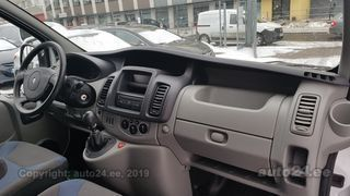 Renault Trafic Pack Clim 2.0 dCi 84kW