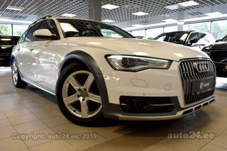 Audi A6 allroad QUATTRO DRIVER ASSIST SAFETY MY2016 3.0 TDI 200kW