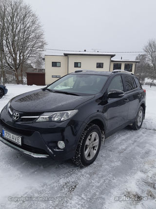 Toyota RAV4 Valvematic CVT Luxury 2.0 111kW