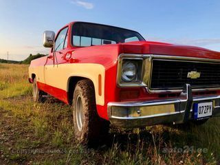 Chevrolet C/K C10 PICK UP 7.4 V8 205kW
