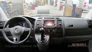 Volkswagen Transporter 7J0 2.0 R4 132kW