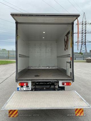Opel Movano Furgoon+Lift 2.3 CDTI 120kW
