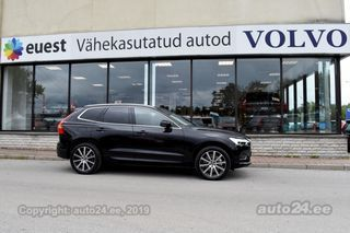 Volvo XC60 AWD D4 INTELLI SAFE PRO BUSINESS PRO MY2018 2.0 140kW