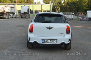 MINI Countryman Cooper S ALL4 1.6 135kW