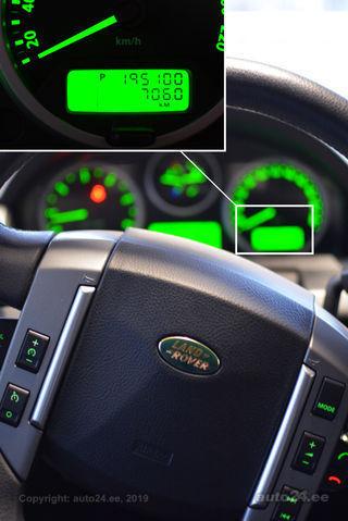Land Rover Range Rover Sport 3.6 V8 200kW