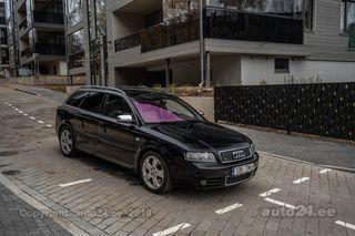 Audi S4 Quattro Avant 4.2 253kW