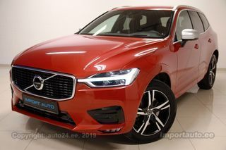 Volvo XC60 AWD R-DESIGN XENIUM INTELLI SAFE WINTER PRO19 2.0 T5 184kW